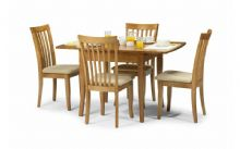 Newbury Maple Extending Table & 4 Chairs